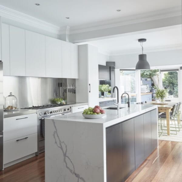 Beautifull kitchen renovation services completed in Castle Hill
