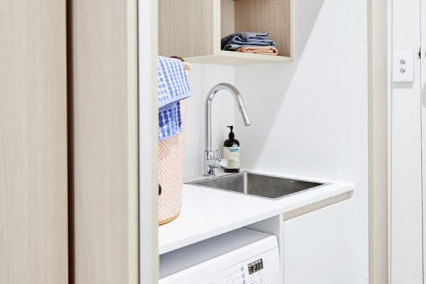 Small Bathroom And Laundry Renovations Northern Beaches